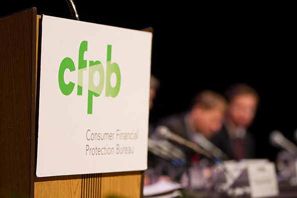 "CFPB vows to operate ""more efficiently, effectively and transparently"""