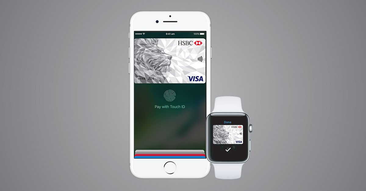 HSBC Australia signs up for Apple Pay