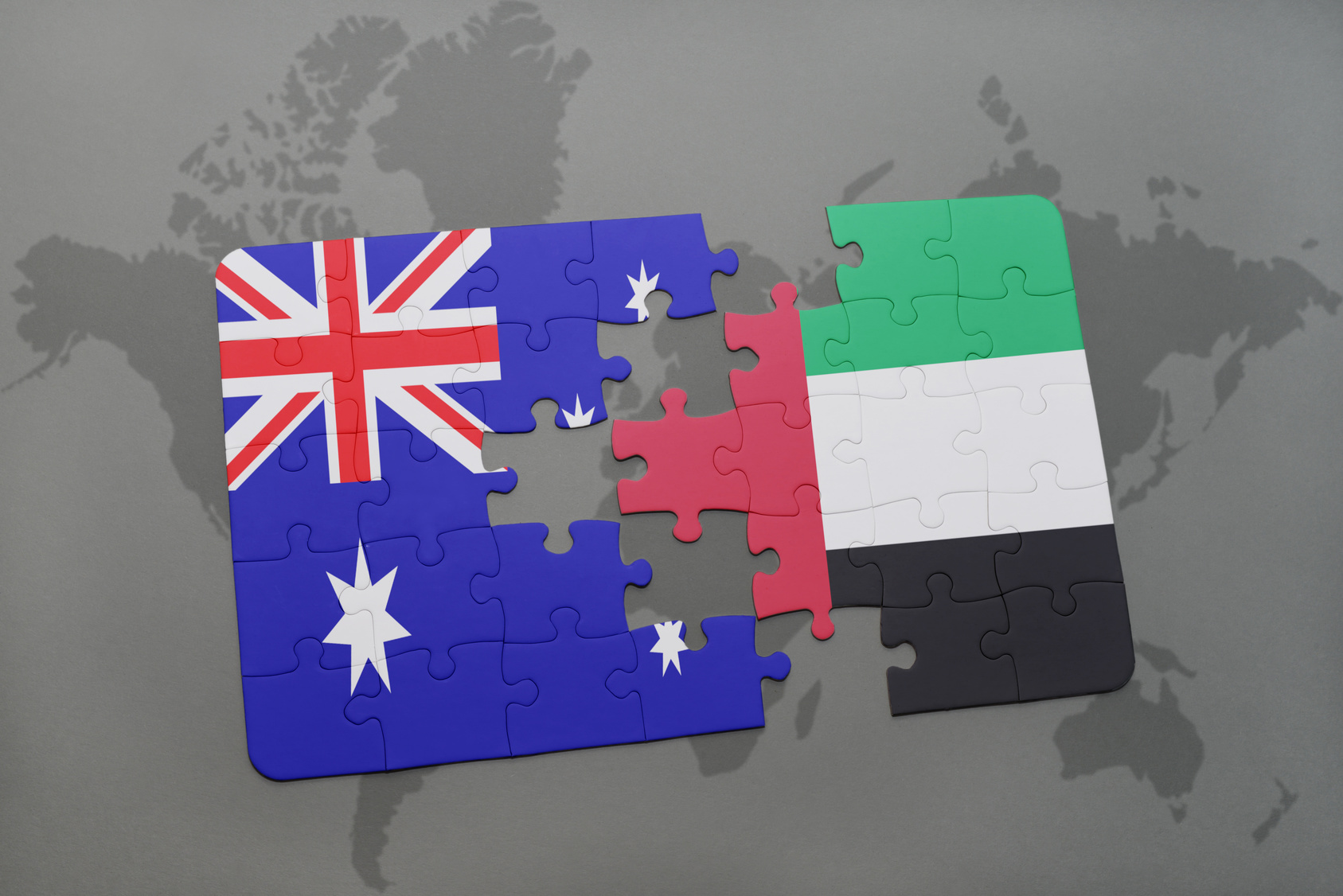 UAE is Australia's largest trading partner in Middle East, with two-way goods and services trade worth $8.8 billion in 2015