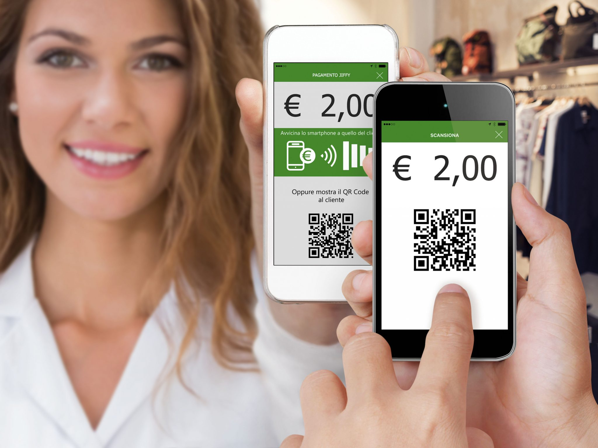 SIA's mobile payments service Jiffy does the Italian job