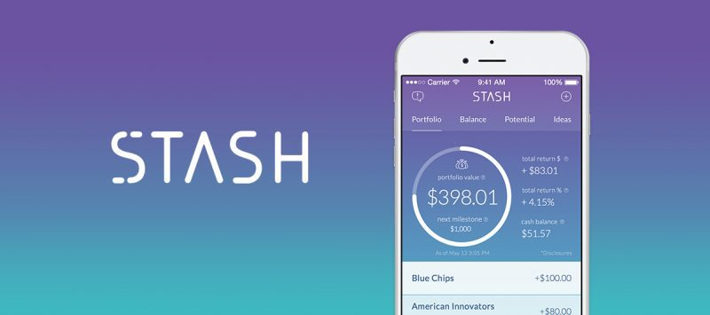 Stash piles on rewards with stock-back launch