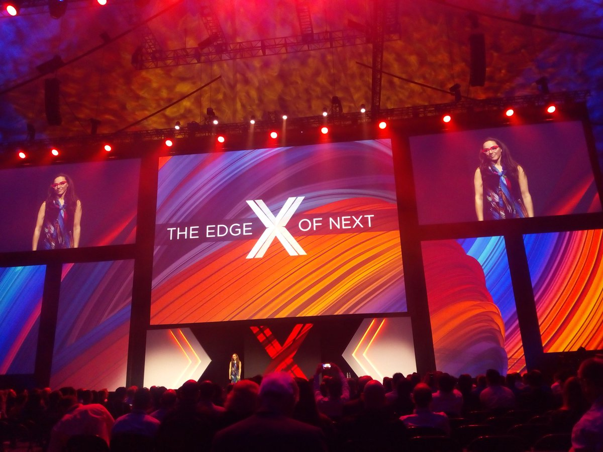 Teradata's plans for the edge of next