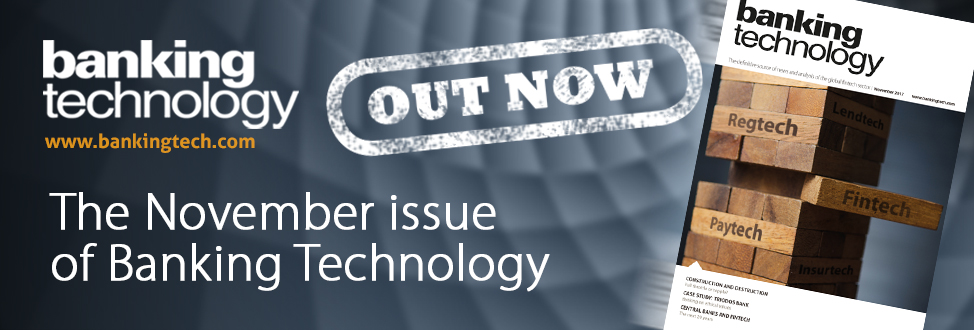 Banking Technology Nov 2017 banner