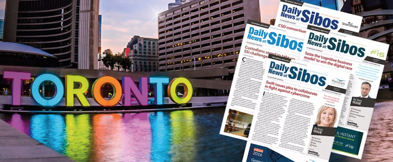 Daily News at Sibos 2017