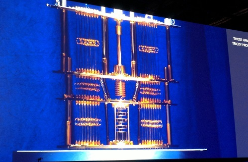 Microsoft outlined its quantum computing plans at Ignite in September  (Source: ECN)