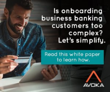 White paper: The bank executive's guide to building a better business customer onboarding experience