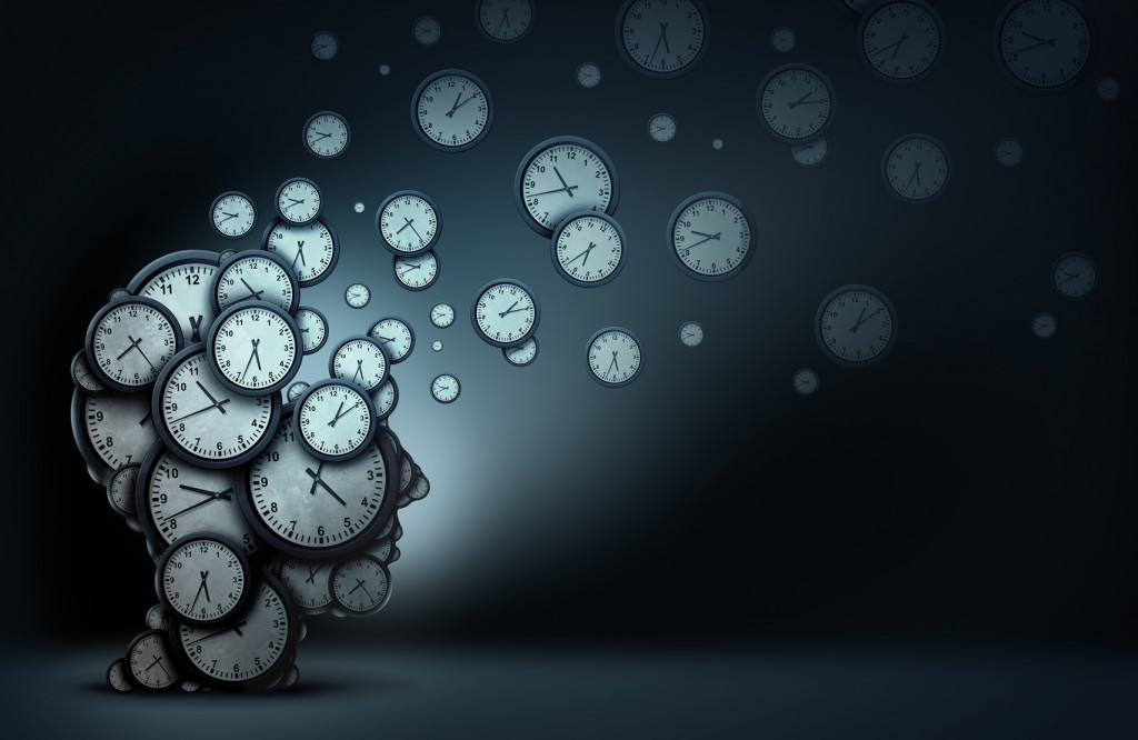 """We use time as a yardstick. And yet we don't seem to value it."""