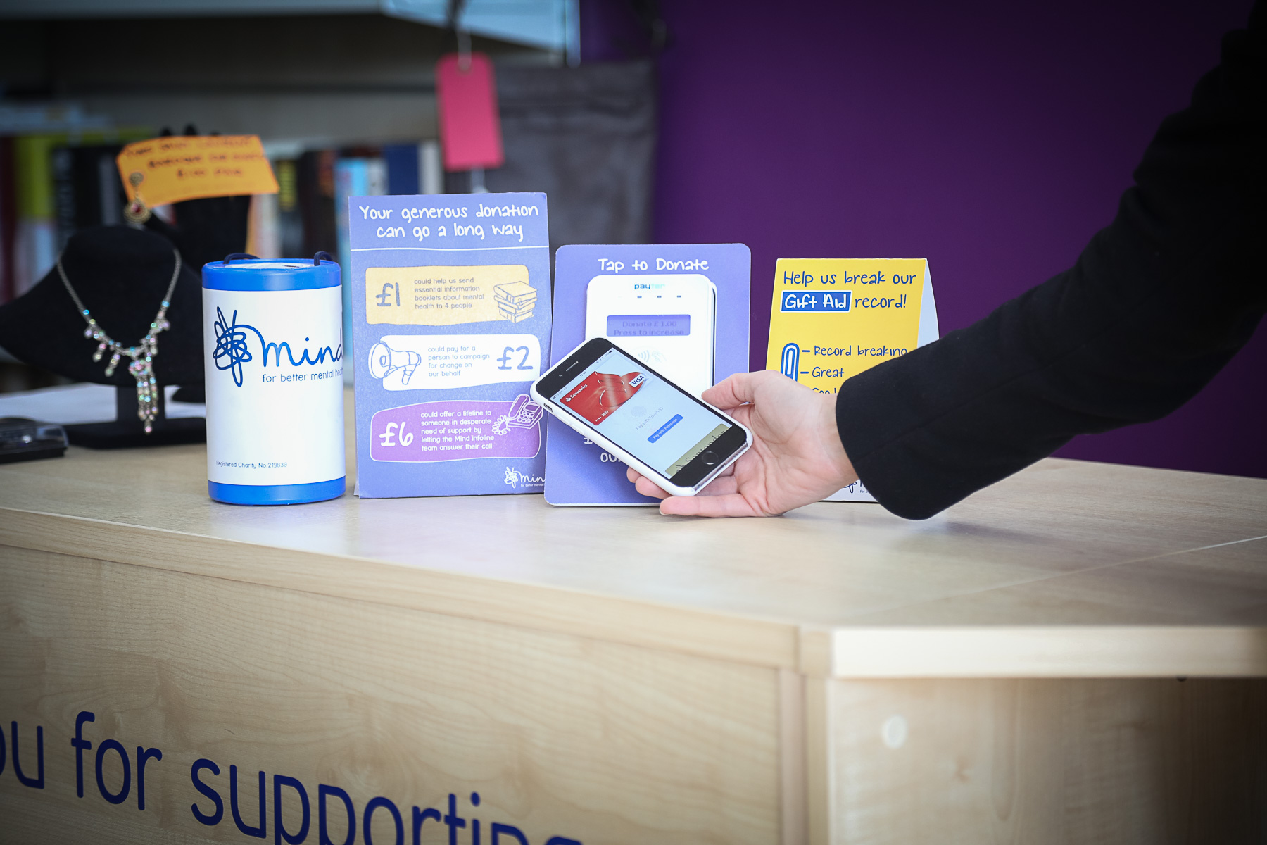 Terminals funded by Santander Corporate & Commercial