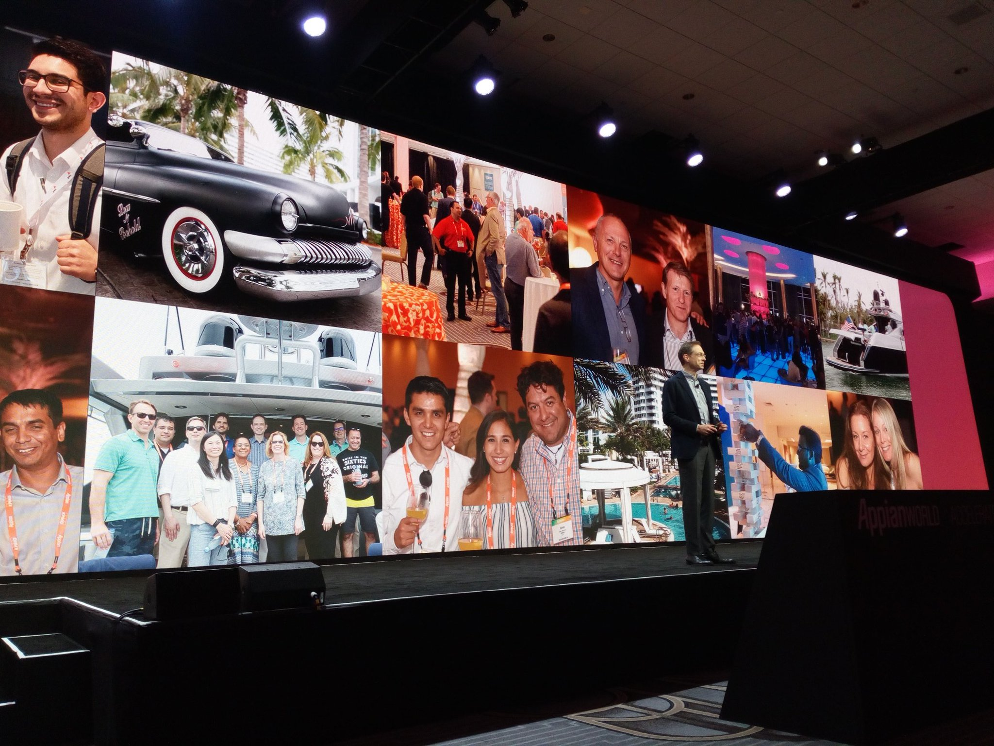 Appian World 2018: Miami nice for drag and drop