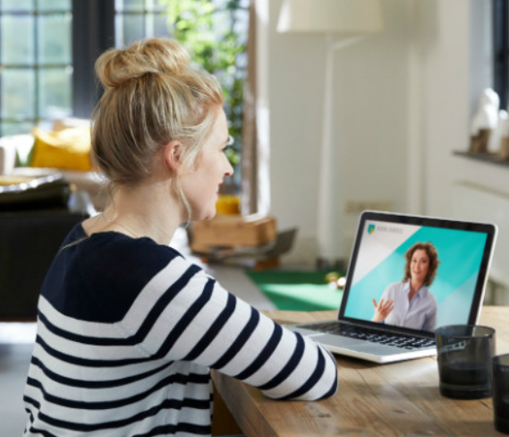 Image is everything with ABN Amro's new webcam advisory service