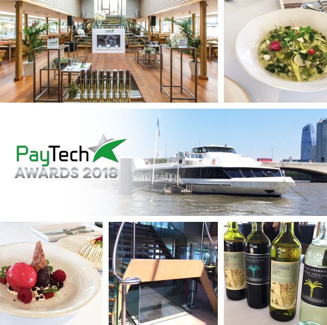 PayTech Awards 2018: shortlist unveiled!