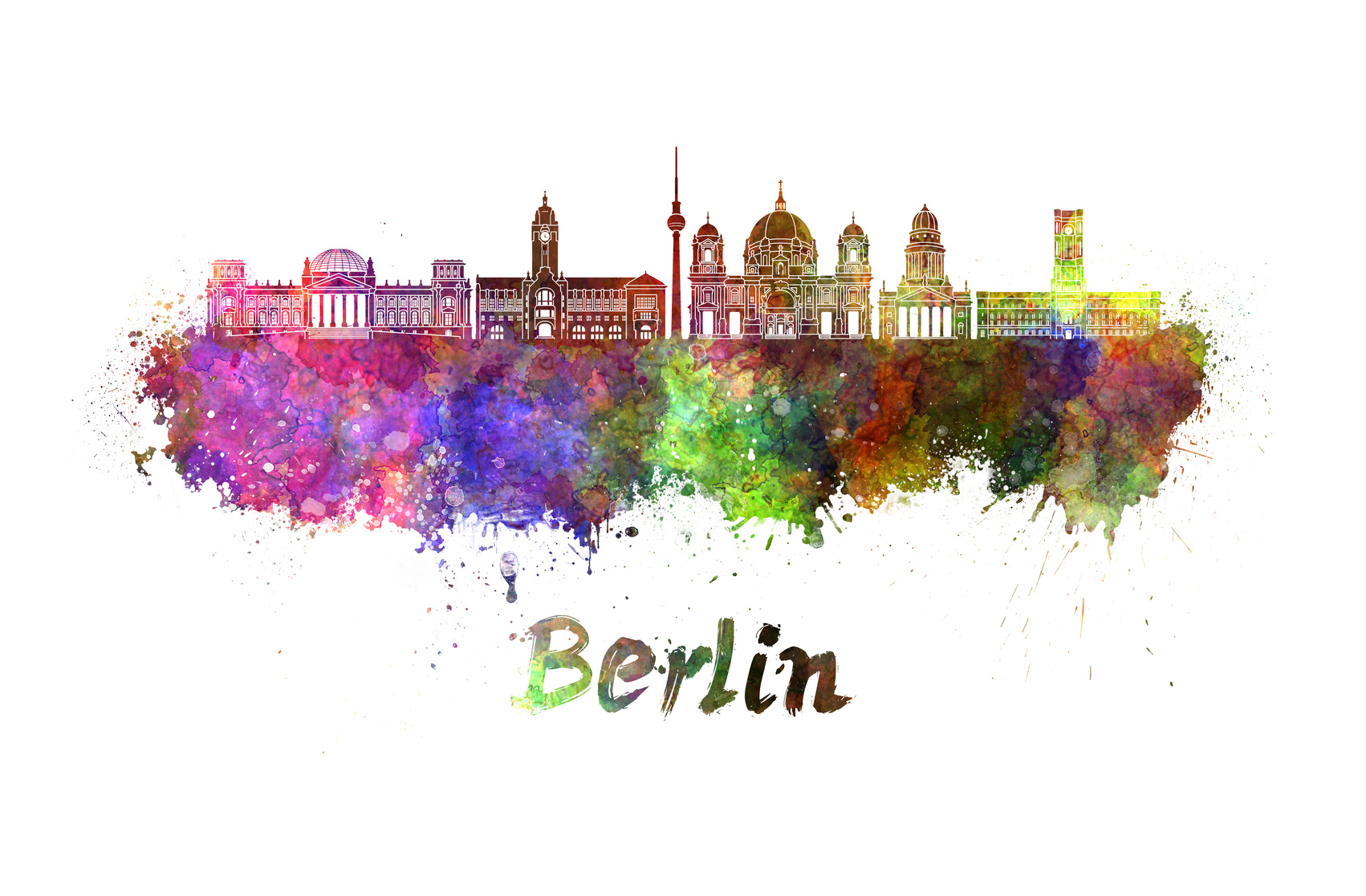 Berlin gets a boost
