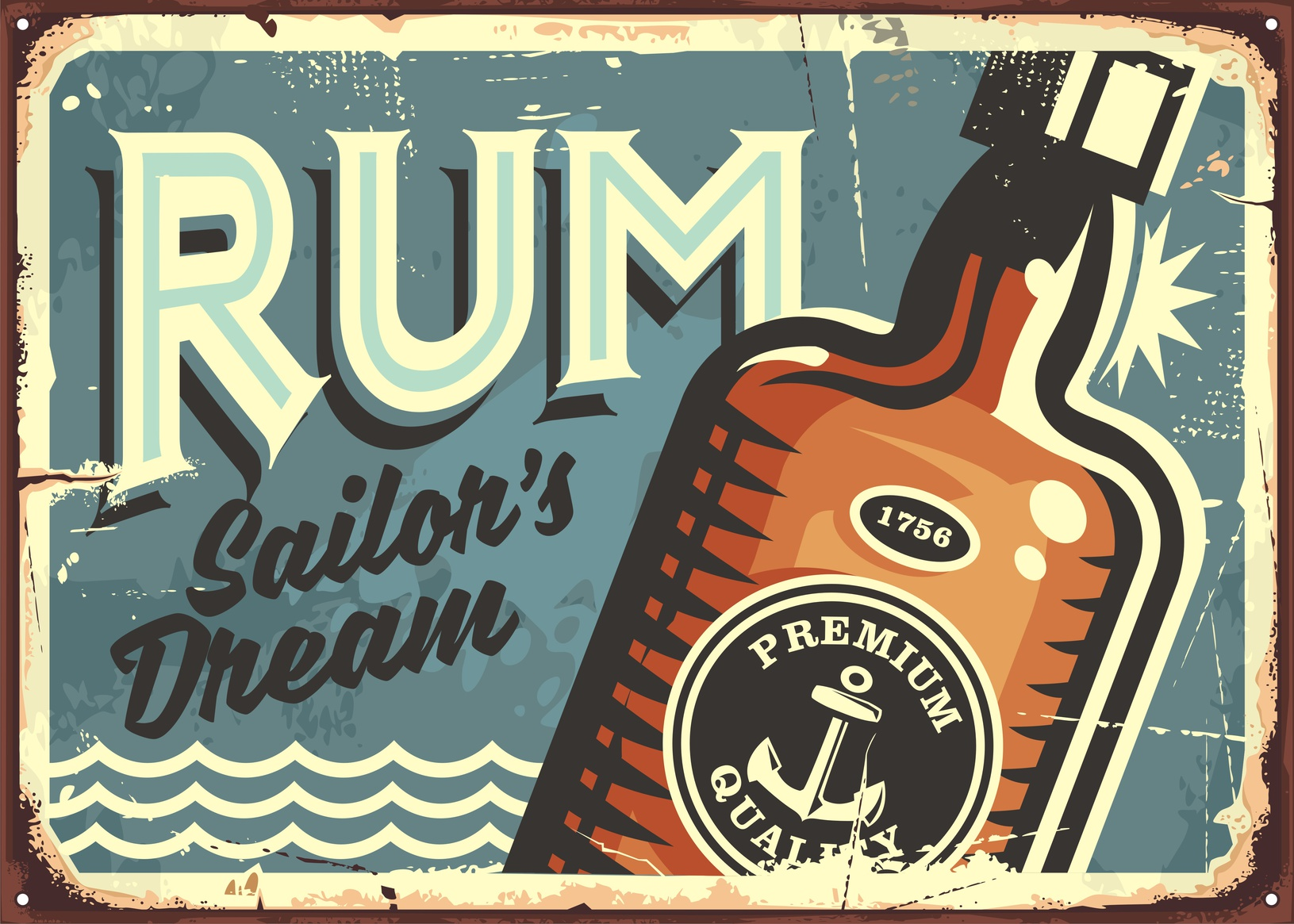 For quite some time that first Australian colony was known as the rum colony