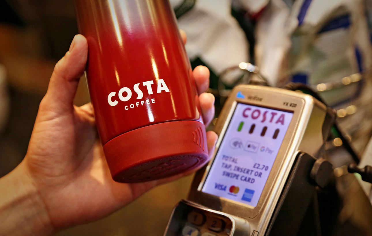 """Today's shoppers are looking for seamless and 'to hand' ways to pay"""
