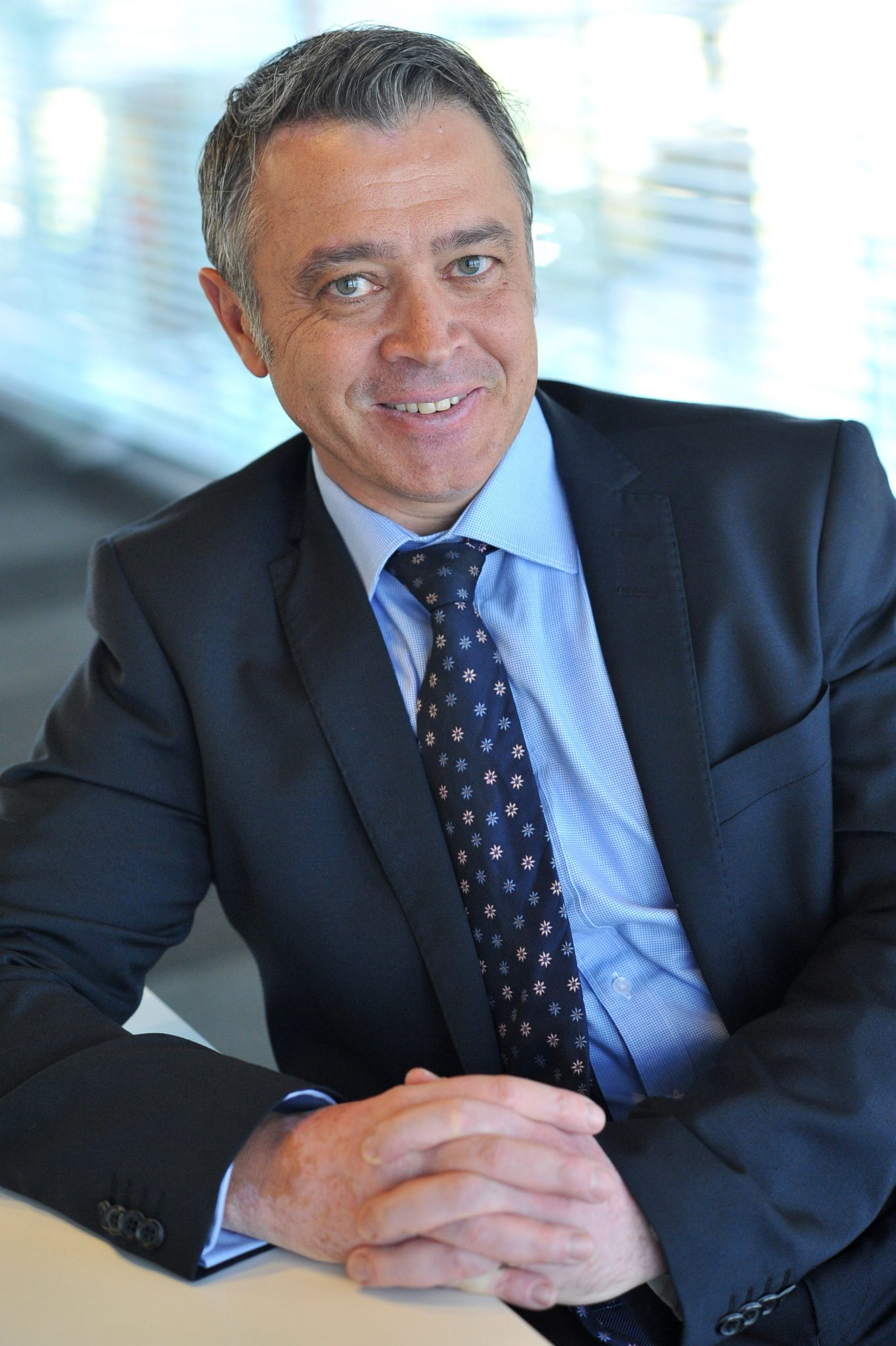 Richard de Roos, head of foreign exchange for Standard Bank