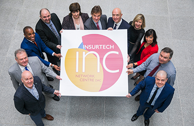 INC is unveiled (Image source: Institute of Technology Carlow)