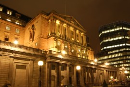 The Bank of England wants more competition in the UK banking sector