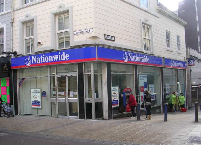 Nationwide will use NCR technology to protect its ATM users against fraud