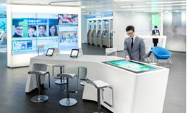 Standard Chartered digital branch