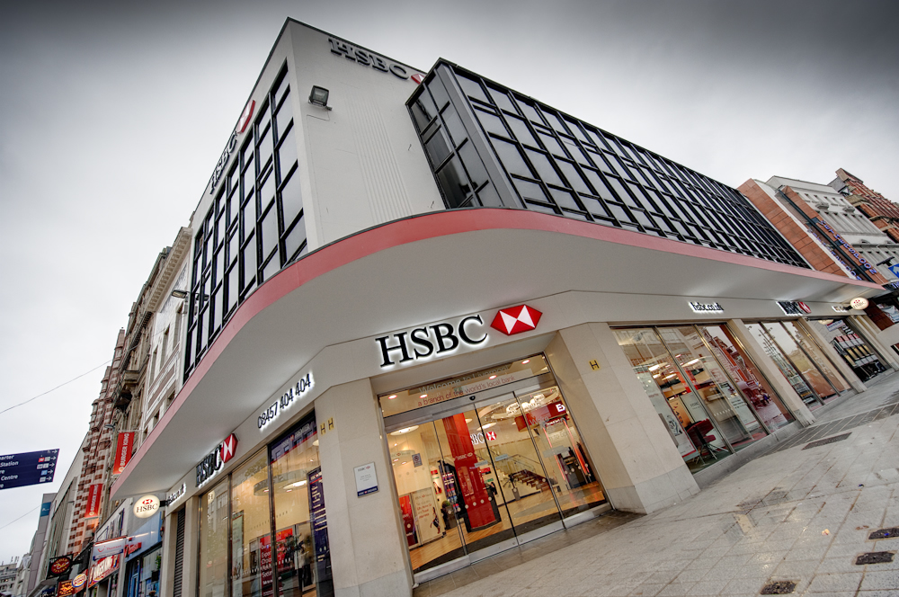 HSBC says there is strong demand for currency conversion online and at ATMs