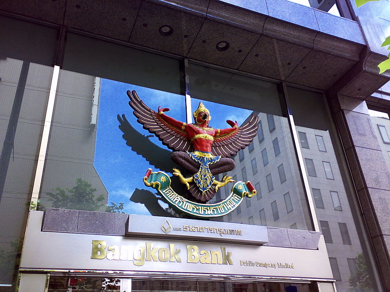 Bangkok Bank Thailand has upgraded its mobile banking abilities