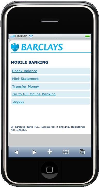 Mobile banking has doubled in the UK