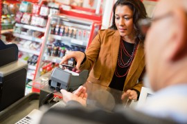 Consumers are still wary about contactless mobile payments