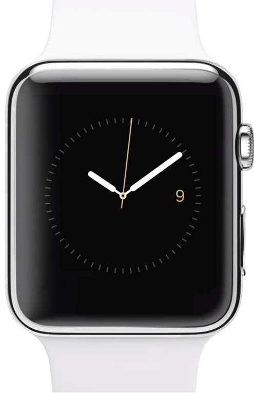 The Apple Watch is due to launch in April
