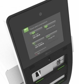 The new Cx110 cloud-controlled ATM is based on Android tablet technology